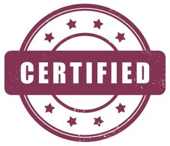 Salubris Therapist Certifications